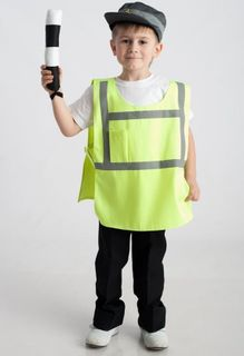 Inspector of the Road-Post Service - child's costume-profession