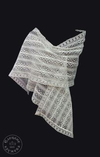 Scarf womens lace С805