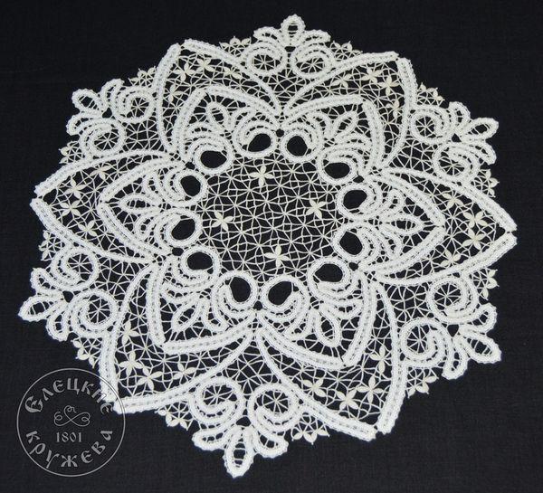 Doily lace С681