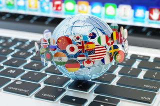 Localization and translation of web sites