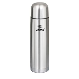 LIMA / Classic thermos with narrow neck, 0.5 l, stainless steel