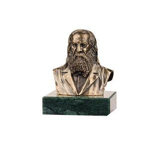 """Bust """"Dmitry Mendeleev"""""""