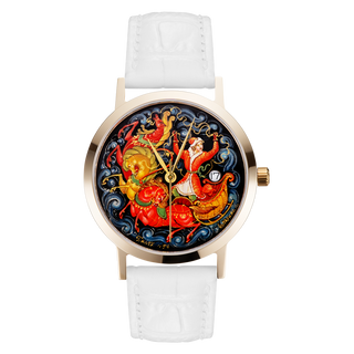 "Palekh watch ""Troika №56"
