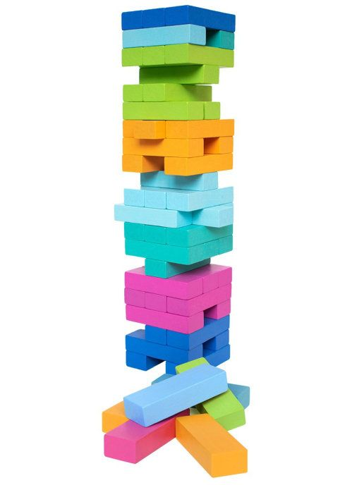 "Tomik / Logic game set ""Tower"" ""Tomik"", 54 children."