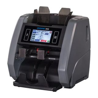 Counter-sorter of banknotes DORS 800 USD, EUR, RUB 1500 banknotes / min., IR-, UV-, magnetic- detection