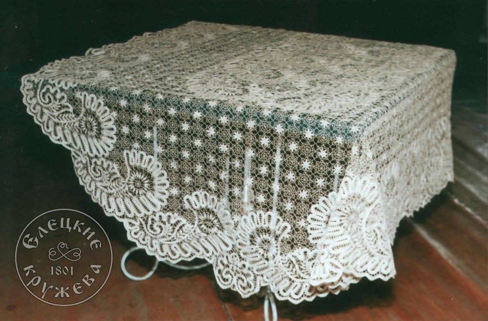 Elets lace / Lace tablecloth С707
