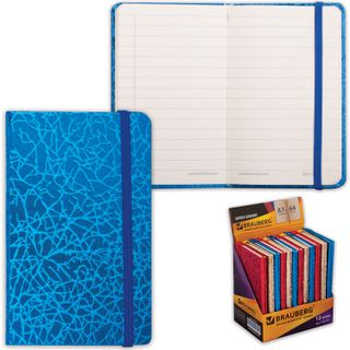 BRAUBERG / Notebook SMALL FORMAT (95x145 mm) A7 +