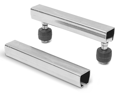 Square bracket (without rollers)