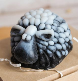 Handmade soap Sheep