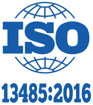 Certification of management systems ISO 13485: 2016