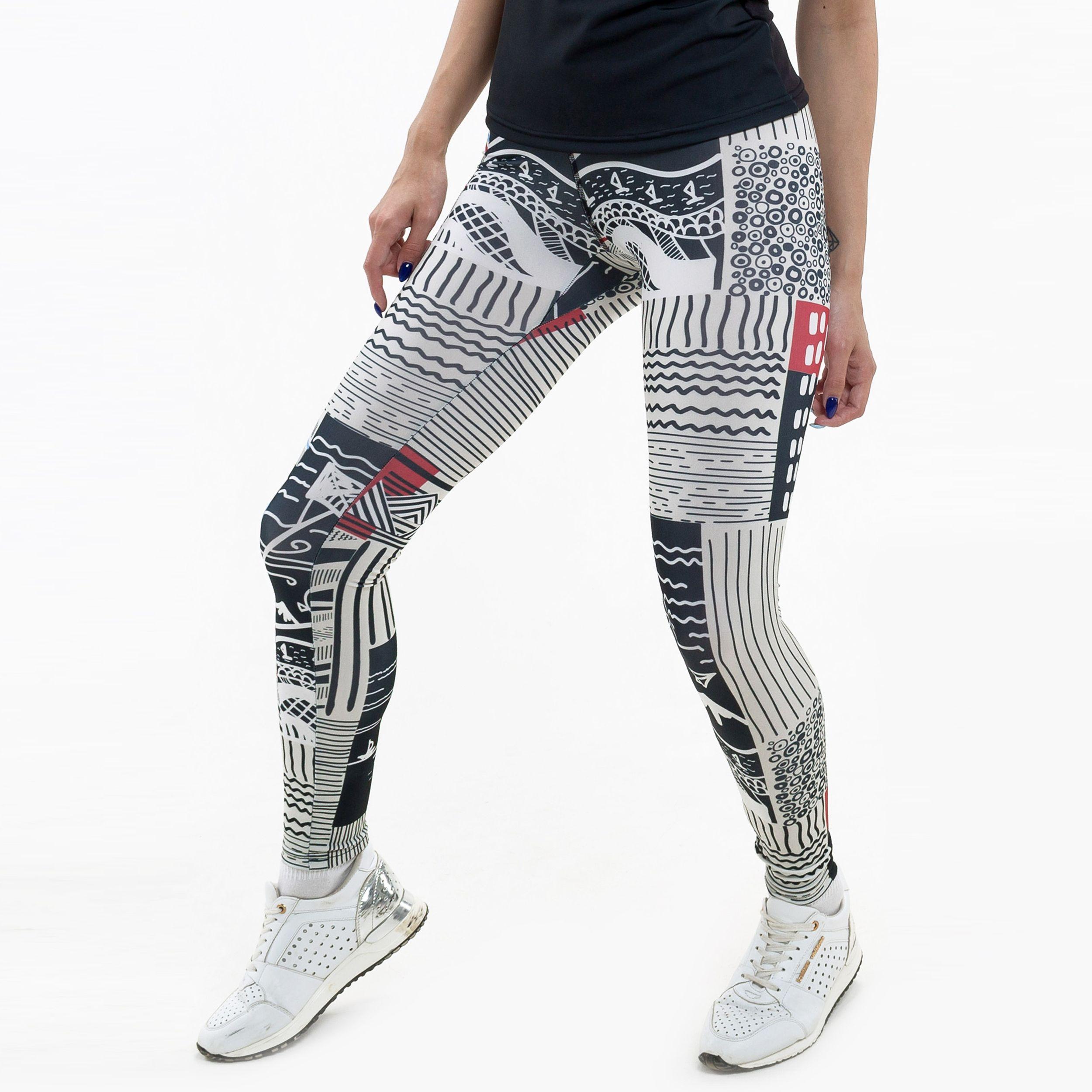 SUN SPORT Women's Leggings ZOZH