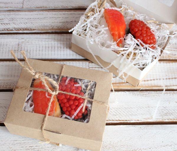 Mini Sushi Handmade Soap Set
