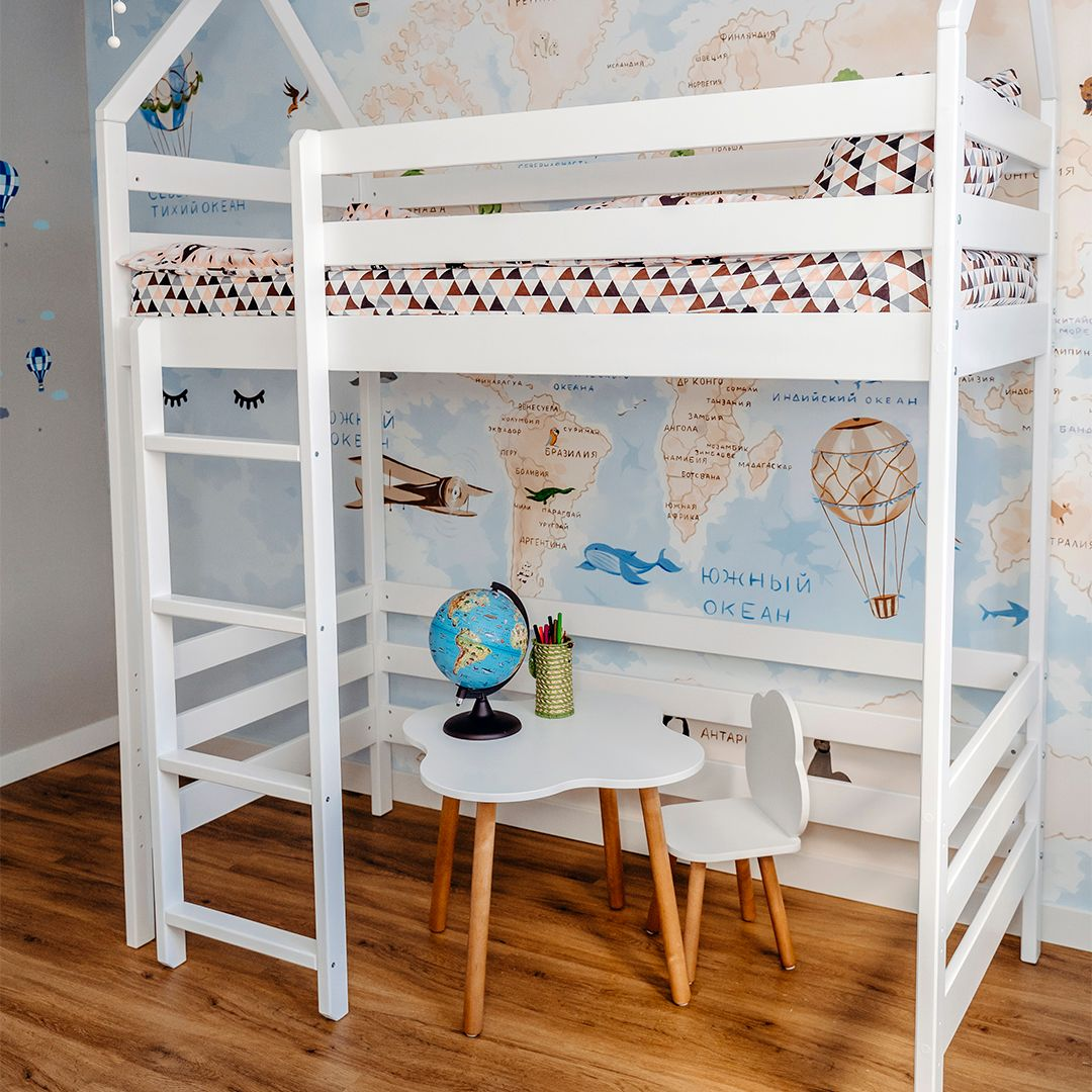 Dreams Store / White loft bed