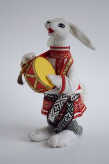 Souvenir doll - Hare