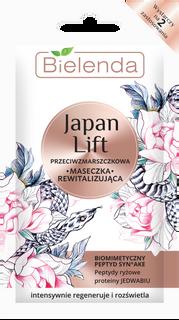 Serum for the face anti wrinkle, JAPAN LIFT, BIELENDA, 8G