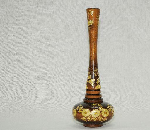 Vyatka souvenir / Vase decorative inlay No. 3