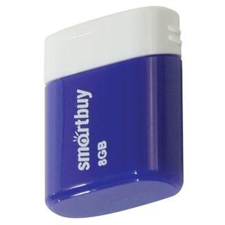 SMARTBUY / Flash drive 8 GB, Lara, USB 2.0, blue