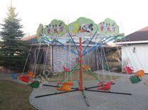 Standard Plus - children's carousel for 12 seats