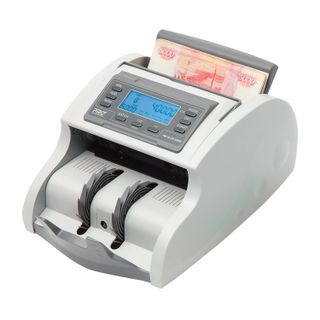 Banknote counter PRO 40 UMI LCD, 1200 banknotes / min., 5 currencies, IR-, UV-, magnetic detection, packing