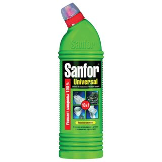 """Cleaner SANFOR Universal (Sanfor Universal) """"Freshness of lemon"""" gel 750 g"""