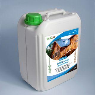 EcoZAP-27  Exterior wood preservative