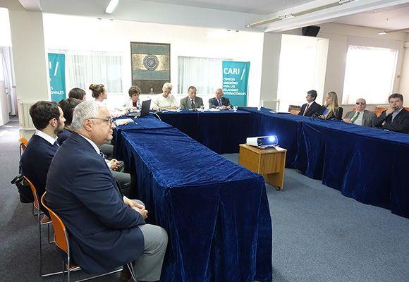 Global Fra Trade a présenté son Portail en Argentine