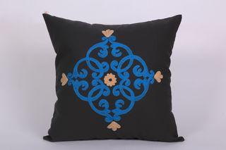 LA`AL Textiles / Pillowcases - gray (c)