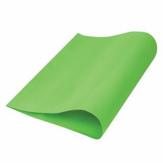 Porous rubber (tamilan) for creativity, LIGHT GREEN, 50x70 cm, 1 mm, TREASURE ISLAND