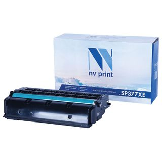 Laser cartridge NV PRINT (NV-SP377XE) for RICOH SP-377DNwX / 377SFNwX, yield 6400 pages