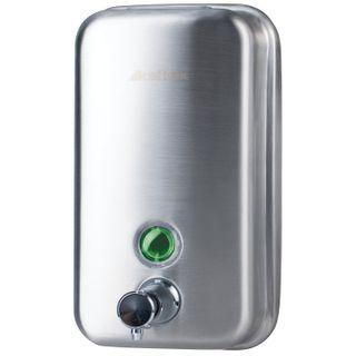 KSITEX / Liquid soap dispenser, stainless steel, matt, 0.8 l
