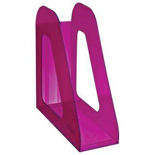 Tray vertical paper of STAMM Favorit (235х240 mm), width 90 mm, tinted purple