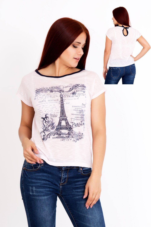 Lika Dress / T-shirt Paris R Art. 2423