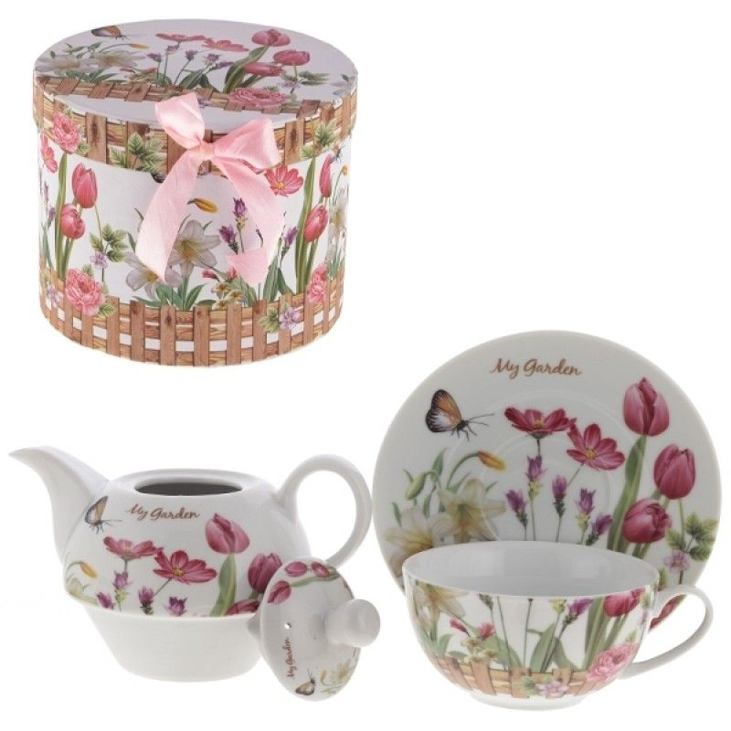 Tea Ceremony set in gift package