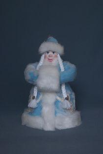 Doll gift. Snow maiden-poteshka