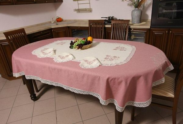 Tablecloth The Violet