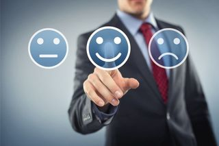 The customer satisfaction surveys