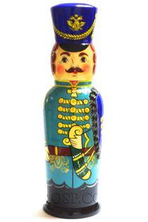"Сувенир-футляр авторский ""Гусар"" - штоф под бутылку объёмом 0,5 литра"