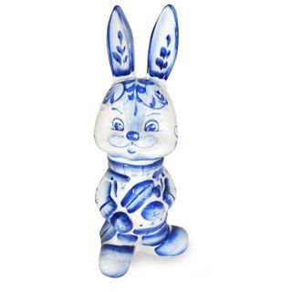 Sculpture Stepashka 1st grade, Gzhel Porcelain factory