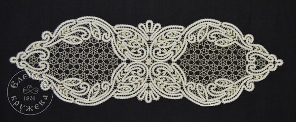 Track dining room lace С2761