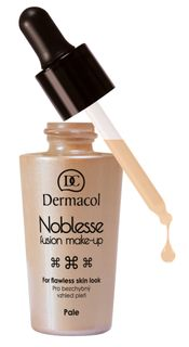Makeup base with a pipette tone No. 1-Pale , Dermacol Noblesse