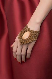 "Lace bracelet ""Princess of the East"", Madame Cruje"