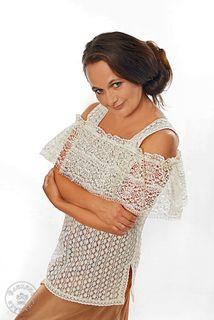Women's chiffon blouse lace С2313