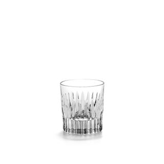 "Set of crystal whisky glasses ""Waltz"", 2 PCs in a gift box"