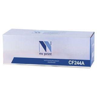 Toner cartridge NV PRINT (NV-CF244A) for HP LJ M15 Pro / M28a / 28w, yield 1000 pages