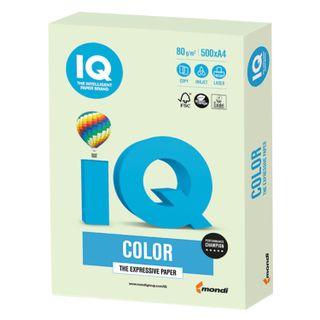 Paper, A4, 80 g/m2, 500 sheets, pastel, light green