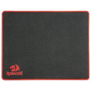 REDRAGON / Gaming mouse pad Archelon L, fabric + rubber, 400х300х3 mm, black