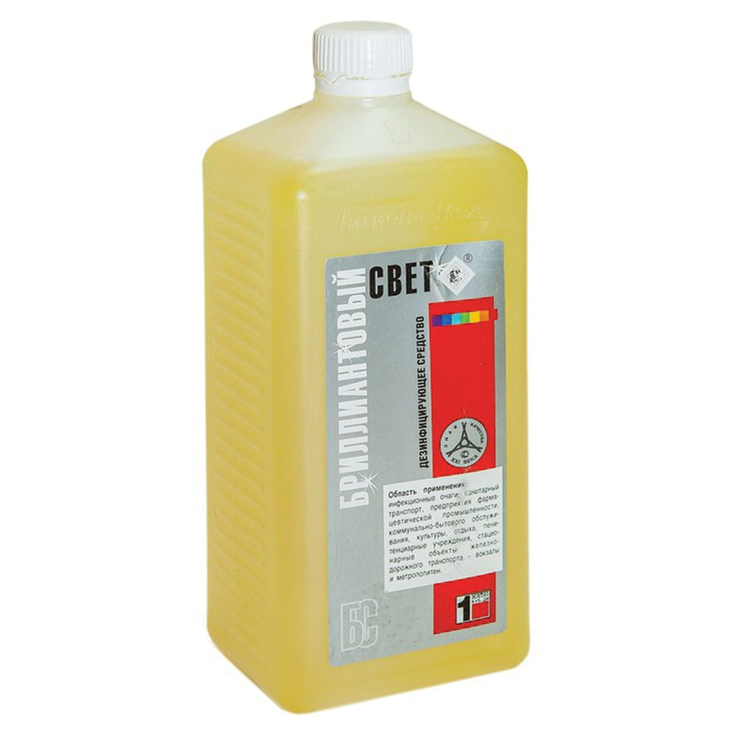 BRILLIANT / Disinfectant BRILLIANT LIGHT 1 l, concentrate