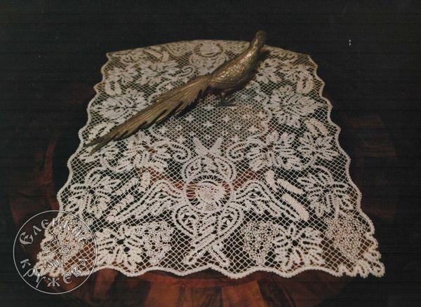 Doily lace С691