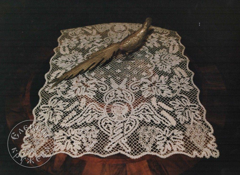 Yelets lace / Lace napkin С691