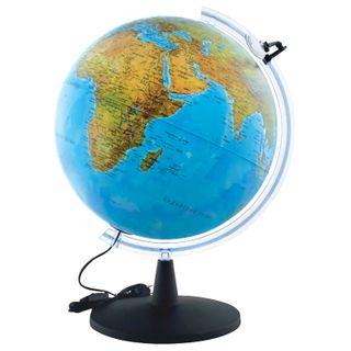TECNODIDATTICA / Globe physical / political (Italy)